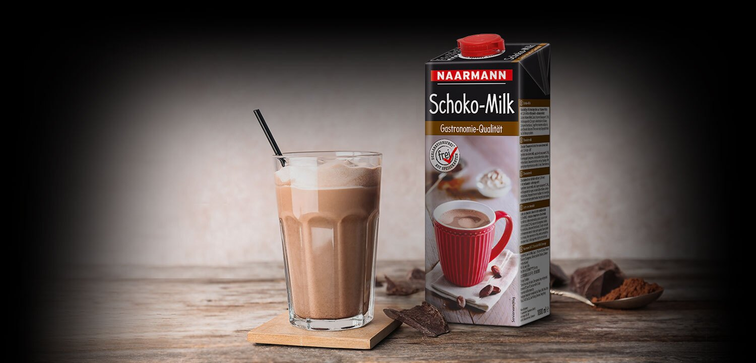 Naarmann's Schoko Milk