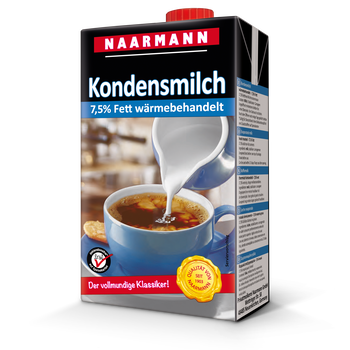 Condensed milk, 7.5% - Naarmann