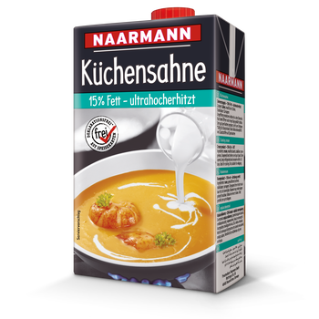 NAARMANN Cooking cream, 15%