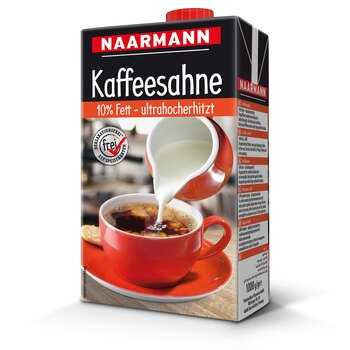 Coffee milk 10% - Naarmann
