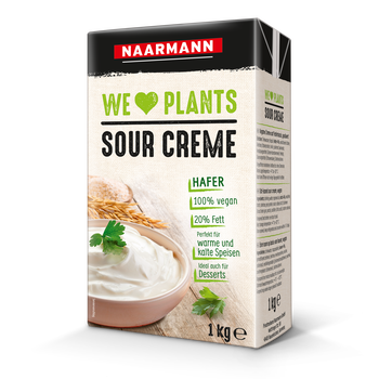 Packshot Sour Creme Hafer