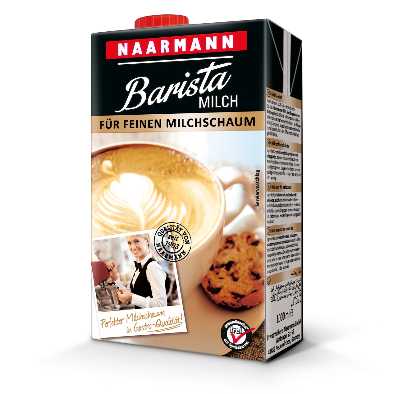 Barista Milk - Naarmann