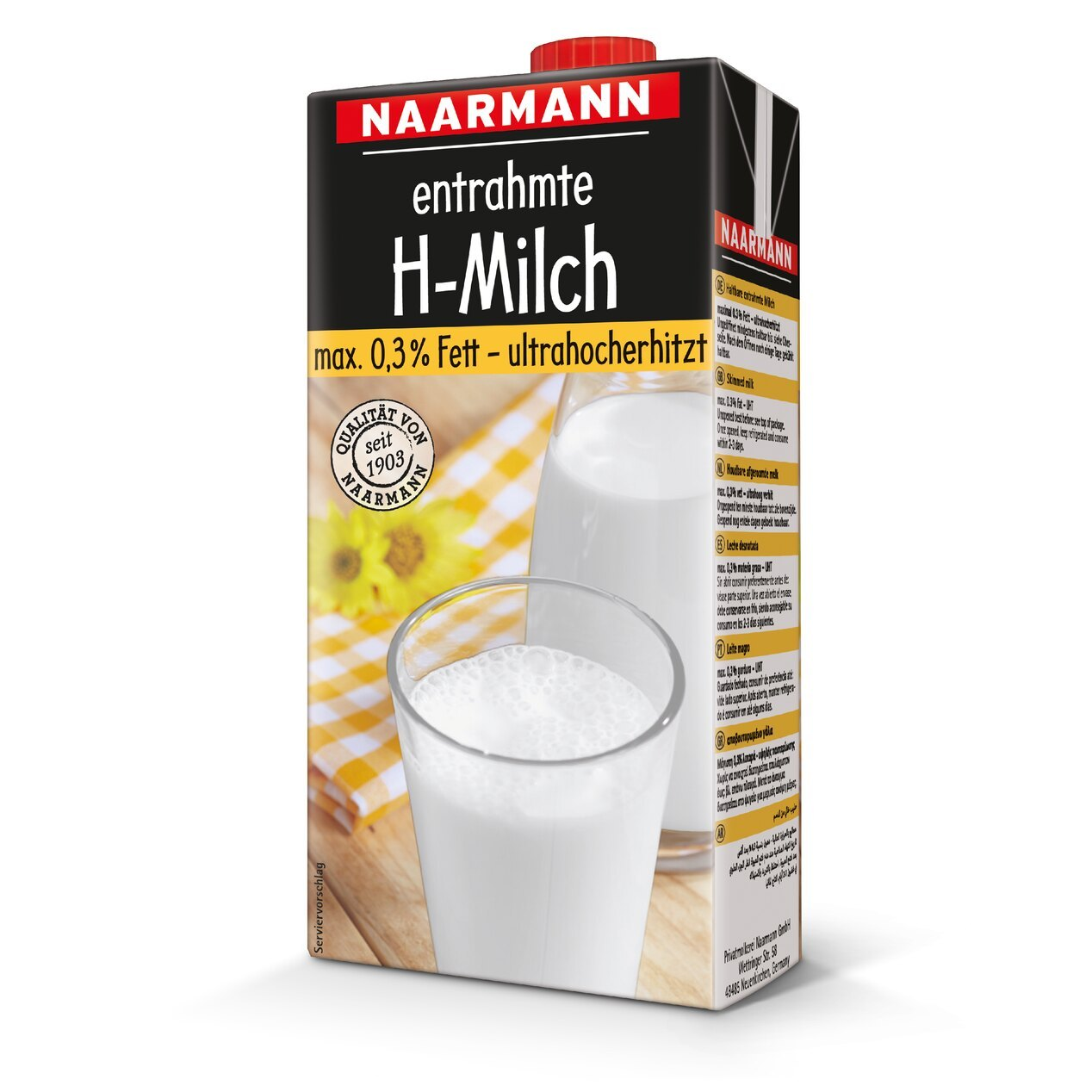 H-Milch 0,3 %